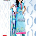 Latest Summer Lawn Collection For Women 2012 by Maria's Collection 004