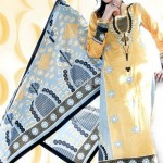 Latest Summer Lawn Collection For Women 2012 by Maria's Collection 005