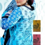 Latest Summer Lawn Collection For Women 2012 by Maria's Collection 007
