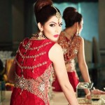 Latest Teena by Hina Butt Bridal Wear Dresses 2012 001