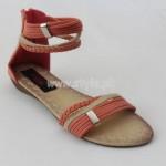 Le'Sole-Needle Impressions Summer Shoes & Sandals 2012 014