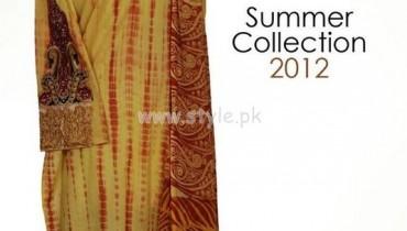 Mahin Erum Summer 2012 Latest Casual Wear Dresses 008