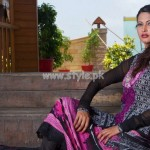 Mallal's Latest Summer Lawn Collection 2012 008
