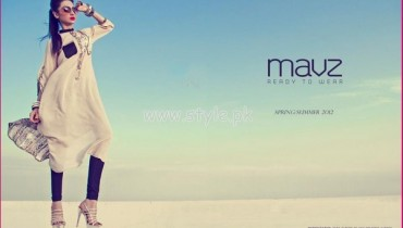 Mavz Latest Summer 2012 Ready To Wear Collection 005