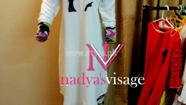 Nadya Visage Summer 2012 Latest Ready To Wear Dresses 010