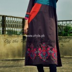 Off The Rack by Sundas Saeed Latest Summer Dresses 2012 005