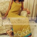 Sana Yasmin Latest Summer Formal Wear Dreses 2012 001