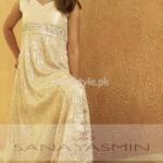 Sana Yasmin Party Wear Collection For Women 2012 004