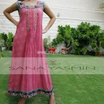 Sana Yasmin Summer 2012 Latest Formal Wear 005