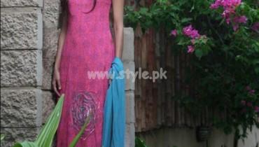 Tazeen Hasan Latest Summer Fashion Outfits 2012 003