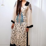 Threads And Motifs Latest Summer Collection For Parties 2012 001