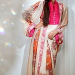 Threads And Motifs Latest Summer Collection For Parties 2012 002