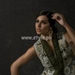 Umsha by Uzma Babar Latest Party Wears 2012 002