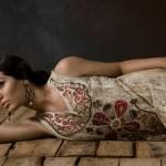 Umsha by Uzma Babar Women's Photoshoot For Summer 2012 011