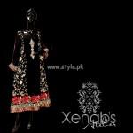 Xenab's Atelier Latest Formal wear Dresses For Women 2012 005