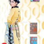 Yashfeen Lawn For Summer 2012 By Maria's Collection 013