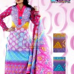 Yashfeen Lawn For Summer 2012 By Maria's Collection 018