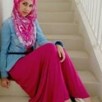 Summer Hijab Designs 2012 For Muslim Women (3)