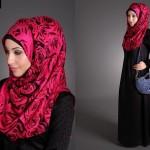 Summer Hijab Designs 2012 For Muslim Women (2)
