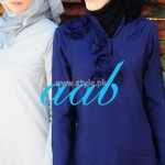 Aab Summer 2012 Latest Abayas Collection 007