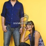 Akif Ilyas Summer 2012 Fashion Shoot Of Yellow I Love You Collection 005
