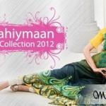 Al Zohaib Textile Mahiymaan Eid Collection 2012007