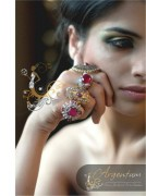 Argentum by Nadia Chhotani jewellery collection 2012