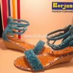 Borjan Shoes Latest Summer Casual Wear Sandals 2012 004