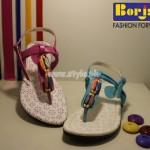 Borjan Shoes Summer 2012 Casual Foot Wears 010