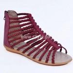 Cute by Stylo Summer Foot Wears 2012 002