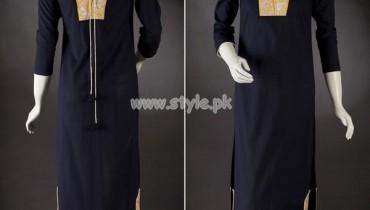 Daaman Latest Casual Wear Kurtas 2012 002