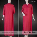 Daaman Summer Collection 2012 New Dresses for Women 002