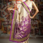 Eid-ul-Fitre 2012 Designer Saree Collection by Mansha004