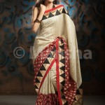 Eid-ul-Fitre 2012 Designer Saree Collection by Mansha005