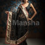 Eid-ul-Fitre 2012 Designer Saree Collection by Mansha007