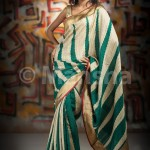 Eid-ul-Fitre 2012 Designer Saree Collection by Mansha015