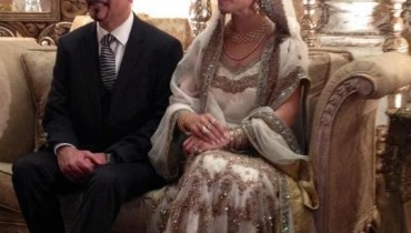 HSY Bridal Outfit