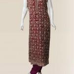 Hina Khan 2012 Latest Formal Wear Dresses for Women 003
