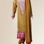 Hina Khan 2012 Latest Formal Wear Dresses for Women 004