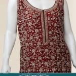 Hina Khan 2012 Latest Formal Wear Dresses for Women 005