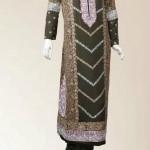 Hina Khan 2012 Latest Formal Wear Dresses for Women 006