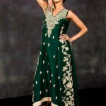 Latest Eid Collection 2012 by Amna's Fashion Collection's003