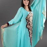 Latest Eid Collection 2012 by Amna's Fashion Collection's009