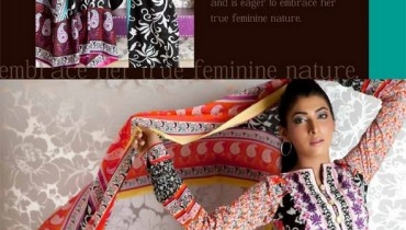 Libas Exclusive Embroidery Collection 2012001