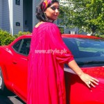 Madiha Couture Summer Casual Wear Dresses 2012 009
