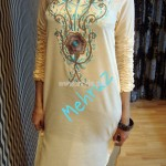 Mehru Latest Casual Wear Dresses For Summer 2012 001