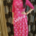 Mehru Latest Casual Wear Dresses For Summer 2012 002