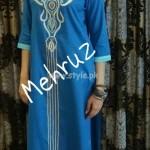 Mehru Summer 2012 Latest Casual Wear Dresses 006