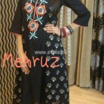Mehru Summer 2012 Latest Casual Wear Dresses 007