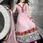 Natasha Couture Anarkali Shalwar Kameez Collection 2012012